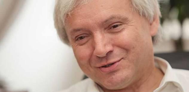 František Laudát se těší, až lid odvalí Zemana s Babišem
