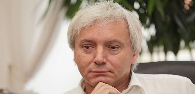Laudát (TOP 09): Gorbačov si váží Lenina