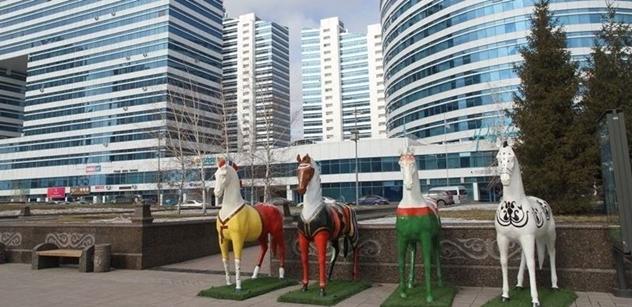 Svetozár Plesník: Kazachstán - země pro zahraniční investory