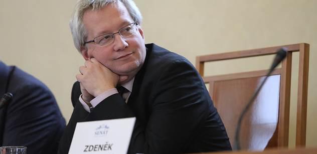 Zdeněk Koudelka: Obec pod kuratelou