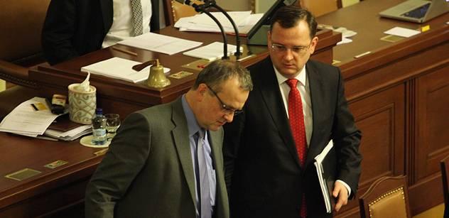 Kalousek navrhl omezit imunitu zákonodárců jen na projevy