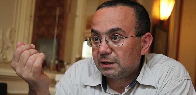 Michael Romancov: Pozor na Putina. Je jako Arabové. Frustrovaný z toho, že svět není podle něj