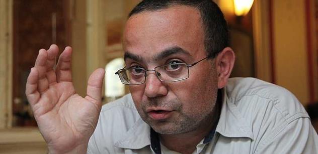 Politický geograf Romancov: Anexe Krymu měla být jen  předehrou k připojení dalších částí východní Ukrajiny
