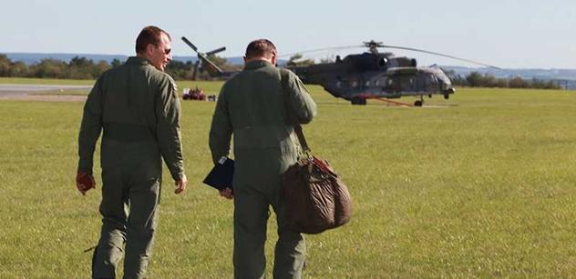 Začíná vojenské cvičení Ample Strike 2014