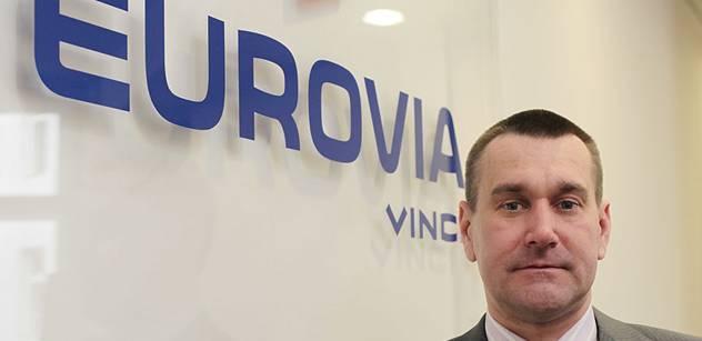 EUROVIA CS opět přesvědčila je podruhé Stavební firmou roku