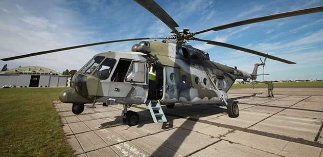 Američané chtějí kompletovat vrtulníky v Praze