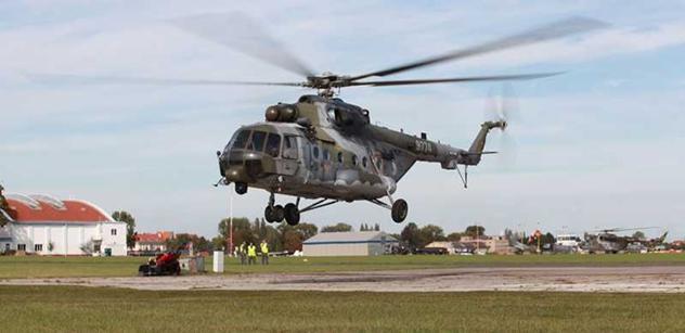 Přerovská vrtulníková základna definitivně zanikla, armáda odešla