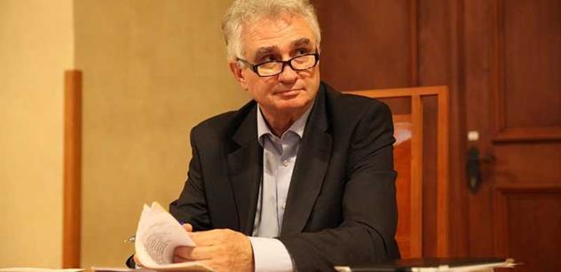 Štěch (ČSSD) byl znovu zvolen předsedou Senátu