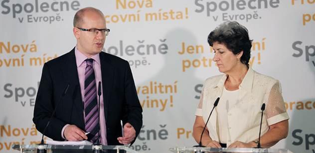Místopředsedkyně ČSSD Gajdůšková po sjezdu skončí ve vedení, vrací se k lidem na Valašsku