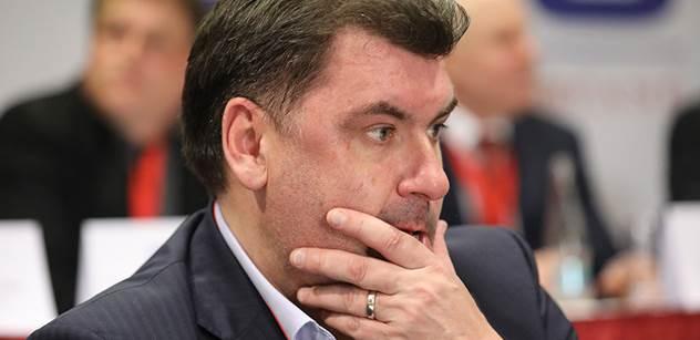 Sobotka by si zasloužil pohlavek, míní poradce prezidenta Zemana Martin Nejedlý