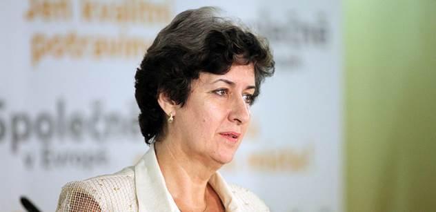 Gajdůšková (ČSSD): Střelba v Ostravě... evropská směrnice o zákazu automatických zbraní má smysl