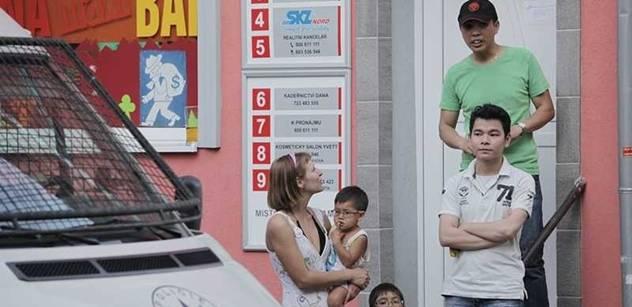Z půl milionu cizinců v ČR jich pracuje 300 tisíc