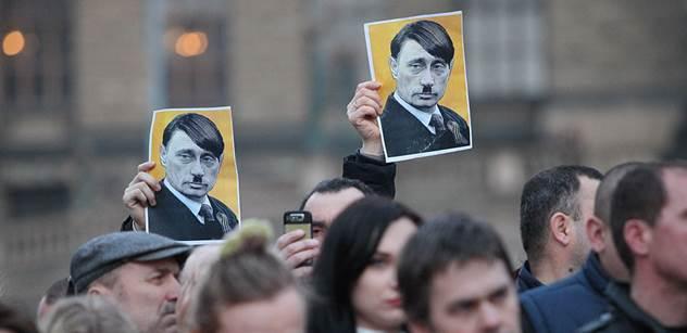 Krymští novináři věří Rusku. Už se prý nenechá zatlačit do kouta jako kdysi