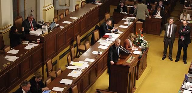 Sněmovna by se měla zabývat úniky z bezpečnostní rady v pátek
