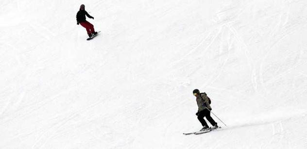 Invia.cz: O jarních prázdninách 29 % turistů lyžuje. Na hory odjíždí hlavně rodiny, páry zase kmoři