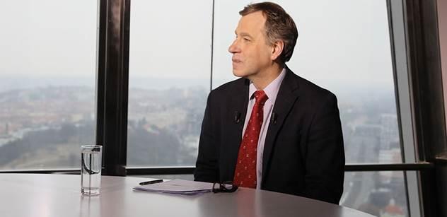 Niedermayer (TOP 09): Pro naši zemi je moc důležité, aby Unie fungovala a byla schopna řešit problémy