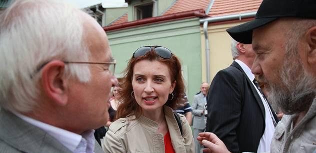 Monika Šimůnková: Doktor Motejl byl tím skutečným ochráncem práv