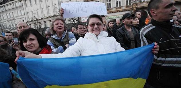 Alexander Tolčinský: Poláci, vezměte si západ Ukrajiny!