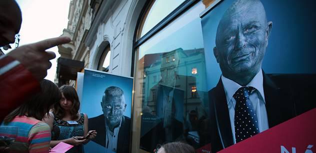 Franz: Fischerova kampaň pozbývá slušnost, korumpuje novináře