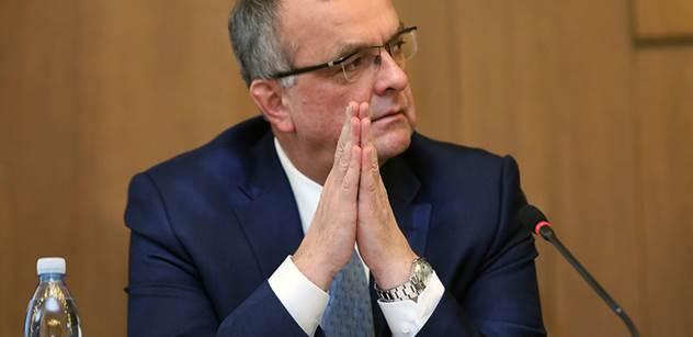 Kalousek: Je zřejmé, že Miloš Zeman není schopen rozlišit priority