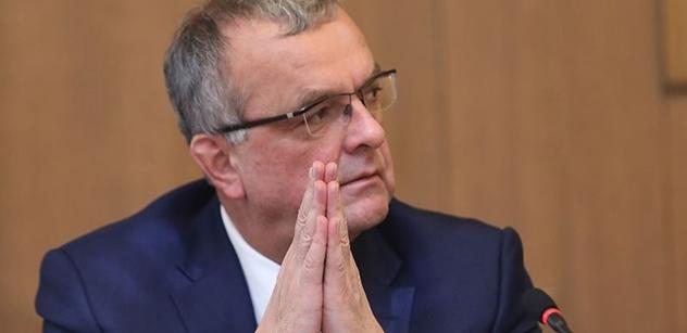 Kalousek: Jakub Michálek coby David Rath. 40 procent pro Piráty? Příběh s Paroubkem