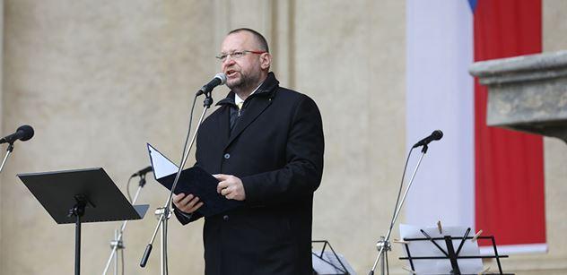 Bartošek (KDU-ČSL): V České republice je velmi nízká hladina antisemitismu