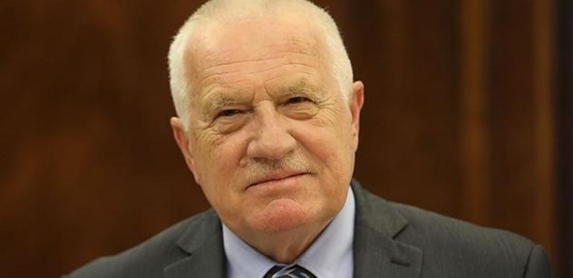 Václav Klaus: Rajko Doleček nám všem bude nesmírně chybět