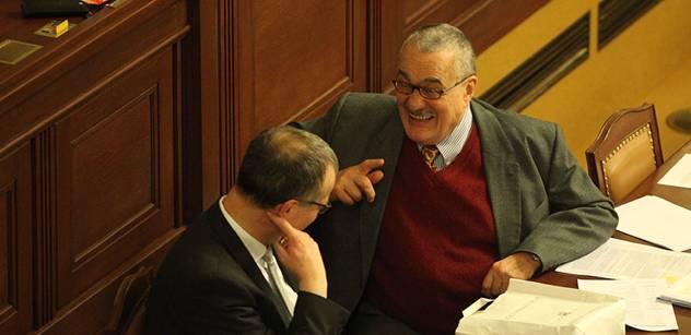 Odborníci kazí radost Karlu Schwarzenbergovi: Voličů TOP 09 ubyde