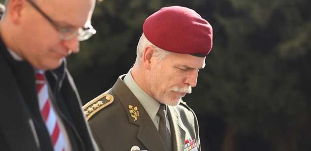 Generál Pavel dostal Českou a slovenskou transatlantickou cenu