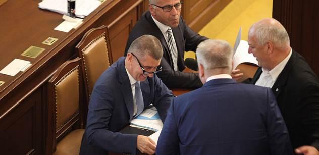 Jednání o rozpočtu se blíží ke konci, Babiš předloží vládě návrh