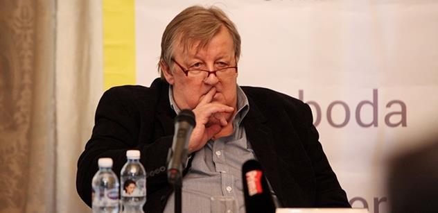 """Klausi ml., hájit ruské mužiky není pravice. Dostali jste """"přes hubu"""", tak už nevolte Babiše, vyzývá pravičák a soukromník Baránek"""
