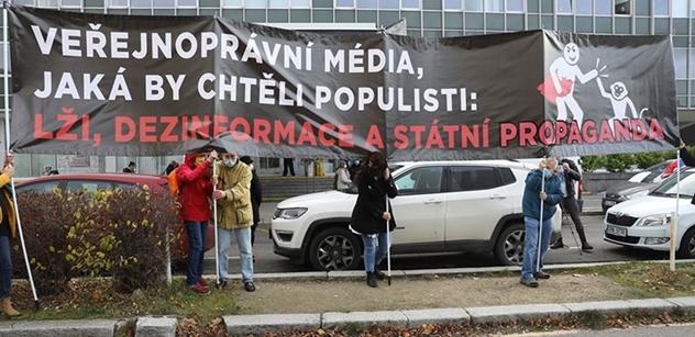Hrušínský, Geislerová a korýtka v ČT. Publicistka nešla pro ránu daleko. Kvůli útoku na Lipovskou