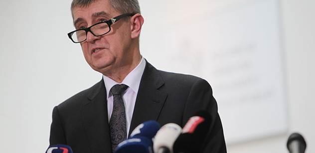 Jen to zaveďte, pane Babiši, vzkazuje český národ ohledně elektronické evidence tržeb