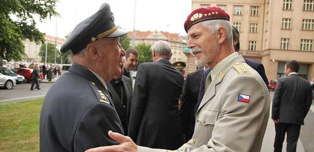Generál Petr Pavel obdržel nejvyšší americké armádní ocenění pro cizince