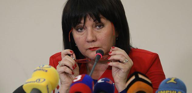 Ministryně Schillerová: Daňová kobra zachránila státu už téměř 11,7 miliardy