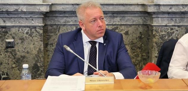 Ministr Chovanec: Policie splnila můj úkol. Jsme tady pro pořadatele