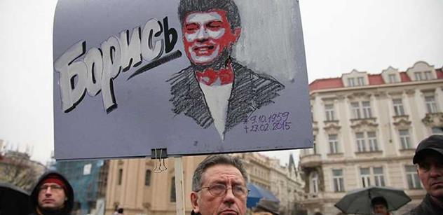 Gigantický úder Rusku. Provokace na Putina. Může za to Putin. A co teď bude? Nahlédněte bez cenzury, co moskevská média píší o zastřelení Borise Němcova