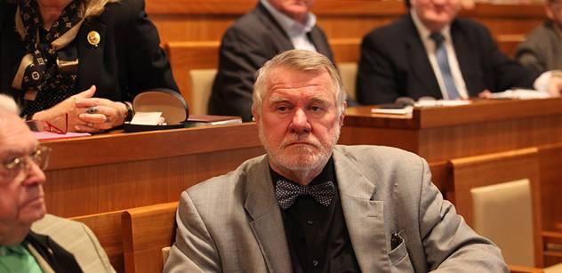 Štětina nám řekl, kdy by se měl zrušit lustrační zákon. Jiný senátor pohovořil o zombie Němcové