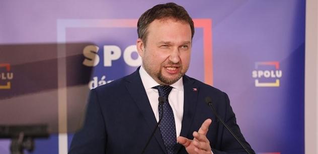 Jurečka (KDU-ČSL): Výdaje této vlády stále rostou a rostou