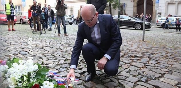 Turecko se musí dobře bavit, když vidí současnou Evropu. Jsme ve válce a naši vůdci jen dojatě kladou květiny. Šéf bojovníků za svobodu promlouvá o možnostech lidového odporu
