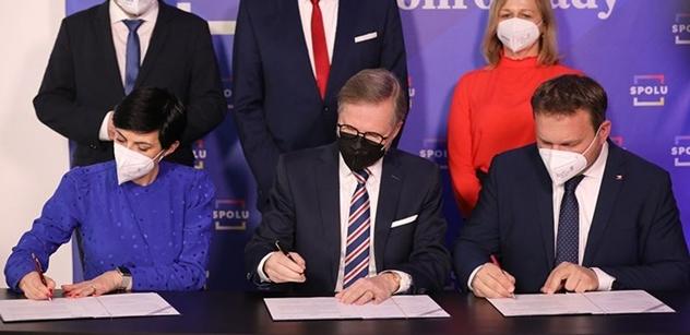 Lídr TOP 09: Zeman si ochočil Babiše. Vláda je pohromou pro Česko. My a Piráti to změníme