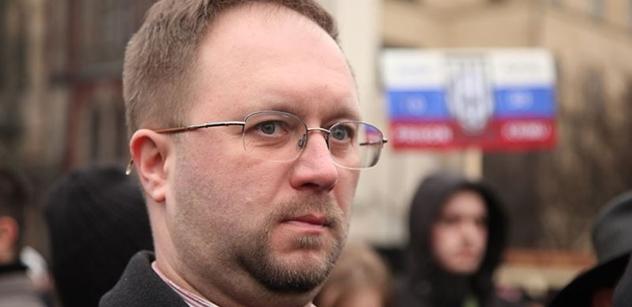 Roman Joch zúčtoval s levicovými liberály: Jste jímaví jako přejeté koťátko!