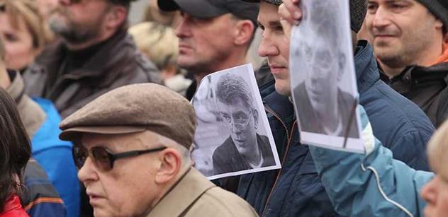 Václav Danda: Kyjev se topí v krvi. Vraždy politiků a novinářů na denním pořádku