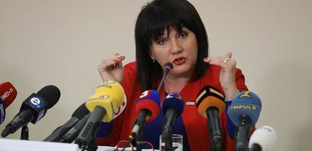 Ministryně Schillerová: Česko loni získalo 145 milionů ze zahraničních pohledávek