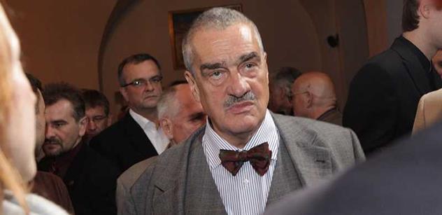 Schwarzenberg vrací úder Zemanovi za Schapira: Velvyslanec může vyjádřit názor. I nesouhlas
