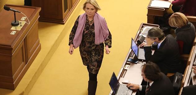 Černochová (ODS): Kdybych nebyla v politice, vstoupila bych do aktivní zálohy