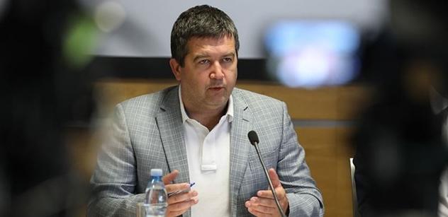 Ministr Hamáček: Nedodržování hygienických opatření je nezodpovědné