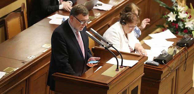 Stanjura (ODS): Jako ODS chceme celý podzim poukazovat na hodnoty svobody a demokracie
