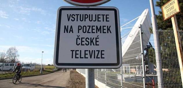 Antonín Rašek: Problémy a pozitiva České televize a Českého rozhlasu