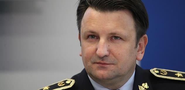 Tuhý podal trestní oznámení kvůli slovům šéfa ostravské ÚOOZ